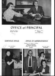 Page 9, 1956 Edition, Goshen High School - Crimson Yearbook (Goshen, IN) online yearbook collection