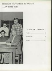 Page 11, 1958 Edition, Goshen High School - Crimson Yearbook (Goshen, IN) online yearbook collection