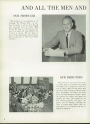 Page 8, 1958 Edition, Goshen High School - Crimson Yearbook (Goshen, IN) online yearbook collection