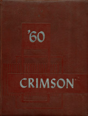 1960 Edition, Goshen High School - Crimson Yearbook (Goshen, IN)