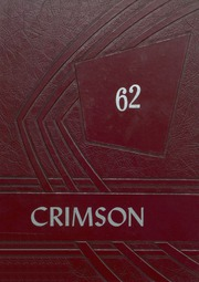 1962 Edition, Goshen High School - Crimson Yearbook (Goshen, IN)