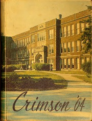 Page 1, 1964 Edition, Goshen High School - Crimson Yearbook (Goshen, IN) online yearbook collection