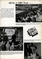 Page 7, 1964 Edition, Goshen High School - Crimson Yearbook (Goshen, IN) online yearbook collection