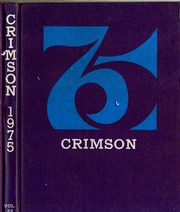 1970 Edition, Goshen High School - Crimson Yearbook (Goshen, IN)