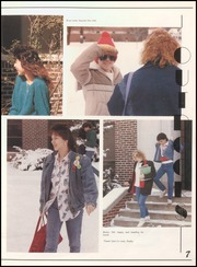 Page 11, 1988 Edition, Goshen High School - Crimson Yearbook (Goshen, IN) online yearbook collection
