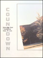 Page 4, 1988 Edition, Goshen High School - Crimson Yearbook (Goshen, IN) online yearbook collection