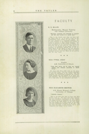 Page 10, 1923 Edition, Goode Barren Township High School - Tatler Yearbook (Sesser, IL) online yearbook collection