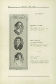 Page 16, 1923 Edition, Goode Barren Township High School - Tatler Yearbook (Sesser, IL) online yearbook collection