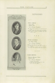 Page 17, 1923 Edition, Goode Barren Township High School - Tatler Yearbook (Sesser, IL) online yearbook collection