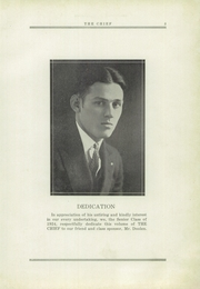 Page 11, 1924 Edition, Goode Barren Township High School - Tatler Yearbook (Sesser, IL) online yearbook collection