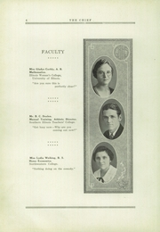 Page 16, 1924 Edition, Goode Barren Township High School - Tatler Yearbook (Sesser, IL) online yearbook collection