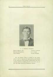 Page 8, 1924 Edition, Goode Barren Township High School - Tatler Yearbook (Sesser, IL) online yearbook collection