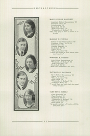 Page 14, 1923 Edition, Mansfield High School - Crimson Spotlight Yearbook (Mansfield, IL) online yearbook collection