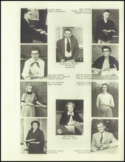 Page 13, 1954 Edition, Mansfield High School - Crimson Spotlight Yearbook (Mansfield, IL) online yearbook collection