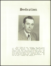 Page 9, 1954 Edition, Mansfield High School - Crimson Spotlight Yearbook (Mansfield, IL) online yearbook collection