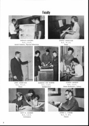 Page 5, 1964 Edition, Bellflower High School - Dragon Yearbook (Bellflower, IL) online yearbook collection