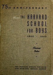 Page 5, 1940 Edition, Harvard Boys High School - Review Yearbook (Chicago, IL) online yearbook collection