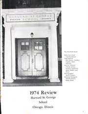 Page 5, 1974 Edition, Harvard Boys High School - Review Yearbook (Chicago, IL) online yearbook collection