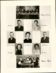 Page 9, 1941 Edition, East Lynn High School - Eastyn Yearbook (East Lynn, IL) online yearbook collection