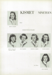 Page 10, 1941 Edition, Faulkner School for Girls - Kismet Yearbook (Chicago, IL) online yearbook collection