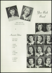 Page 10, 1948 Edition, Faulkner School for Girls - Kismet Yearbook (Chicago, IL) online yearbook collection