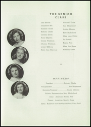 Page 15, 1948 Edition, Faulkner School for Girls - Kismet Yearbook (Chicago, IL) online yearbook collection