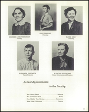 Page 15, 1956 Edition, Faulkner School for Girls - Kismet Yearbook (Chicago, IL) online yearbook collection