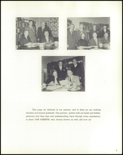 Page 9, 1956 Edition, Faulkner School for Girls - Kismet Yearbook (Chicago, IL) online yearbook collection