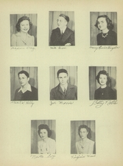 Page 12, 1945 Edition, Biggsville High School - Echo Yearbook (Biggsville, IL) online yearbook collection