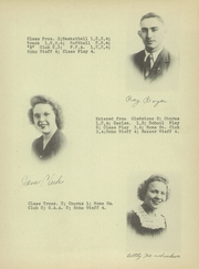 Page 8, 1945 Edition, Biggsville High School - Echo Yearbook (Biggsville, IL) online yearbook collection