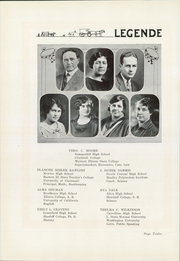 Page 16, 1927 Edition, Roodhouse Community High School - Railroader Yearbook (Roodhouse, IL) online yearbook collection