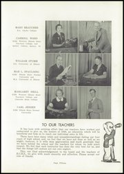 Page 17, 1940 Edition, Elkhart Community High School - Echo Yearbook (Elkhart, IL) online yearbook collection