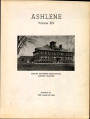 Page 5, 1950 Edition, Ashley Township High School - Ashlene Yearbook (Ashley, IL) online yearbook collection