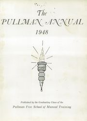 Page 5, 1948 Edition, Pullman Technical High School - Annual Yearbook (Chicago, IL) online yearbook collection