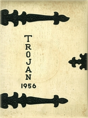 1956 Edition, Elburn High School - Trojan Yearbook (Elburn, IL)