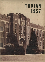 1957 Edition, Elburn High School - Trojan Yearbook (Elburn, IL)
