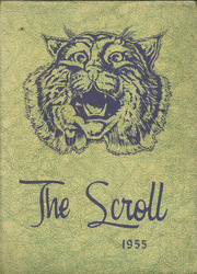 1955 Edition, Minier High School - Scroll Yearbook (Minier, IL)