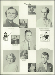 Page 10, 1953 Edition, Hopkins Township High School - Amulet Yearbook (Granville, IL) online yearbook collection