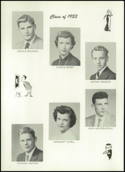 Page 16, 1953 Edition, Hopkins Township High School - Amulet Yearbook (Granville, IL) online yearbook collection