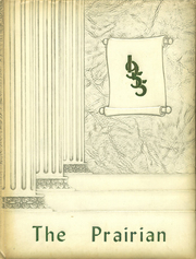 1955 Edition, Young America High School - Prairian Yearbook (Metcalf, IL)