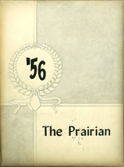 1956 Edition, Young America High School - Prairian Yearbook (Metcalf, IL)