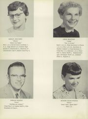 Page 14, 1956 Edition, Young America High School - Prairian Yearbook (Metcalf, IL) online yearbook collection
