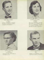 Page 17, 1956 Edition, Young America High School - Prairian Yearbook (Metcalf, IL) online yearbook collection
