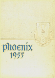 1955 Edition, Mundelein Cathedral High School - Phoenix Yearbook (Chicago, IL)
