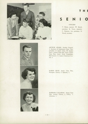 Page 12, 1950 Edition, Orland Park High School - Hi Lander Yearbook (Orland Park, IL) online yearbook collection