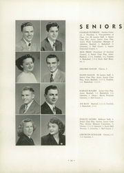 Page 14, 1950 Edition, Orland Park High School - Hi Lander Yearbook (Orland Park, IL) online yearbook collection