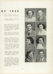 Page 15, 1950 Edition, Orland Park High School - Hi Lander Yearbook (Orland Park, IL) online yearbook collection