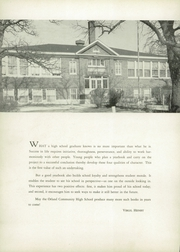 Page 6, 1950 Edition, Orland Park High School - Hi Lander Yearbook (Orland Park, IL) online yearbook collection