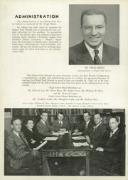 Page 8, 1950 Edition, Orland Park High School - Hi Lander Yearbook (Orland Park, IL) online yearbook collection