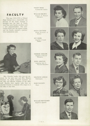Page 9, 1950 Edition, Orland Park High School - Hi Lander Yearbook (Orland Park, IL) online yearbook collection